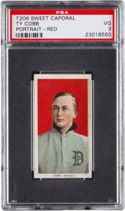 Heritage Auctions T206Cobb