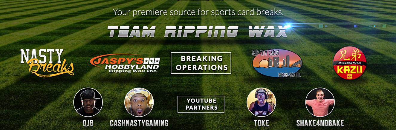 Team Ripping Wax